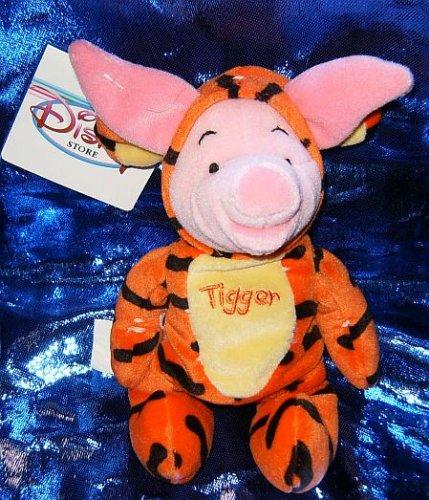 Disney's Winnie the Pooh Piglet as Tigger 7