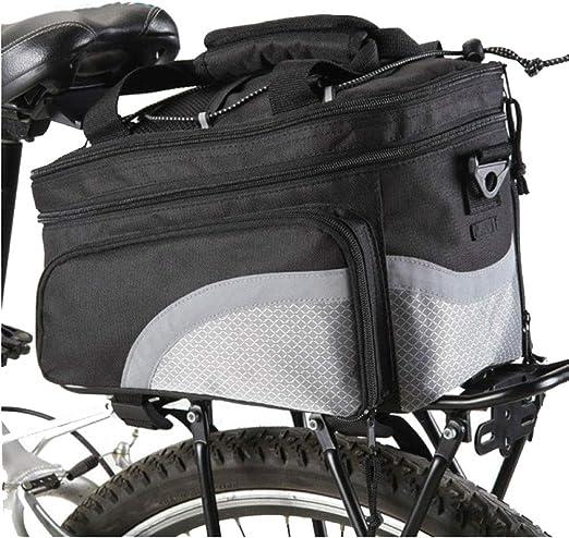 Alforjas para bicicletas Impermeables Multi Función asiento de la ...