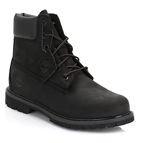 Timberland Womens Leather Nubuck Boots 8658a UzMqVSp