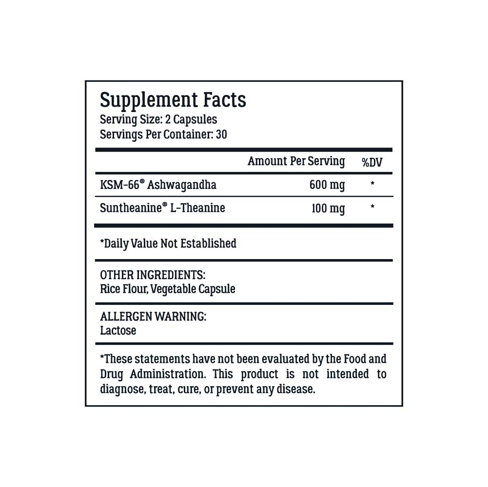 ZenWell - Organic Ashwagandha with KSM-66 | Clinically Studied Stress  Reduction and Neural