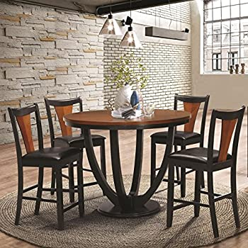 Amazon Com Coaster Home Furnishings Boyer 5 Piece
