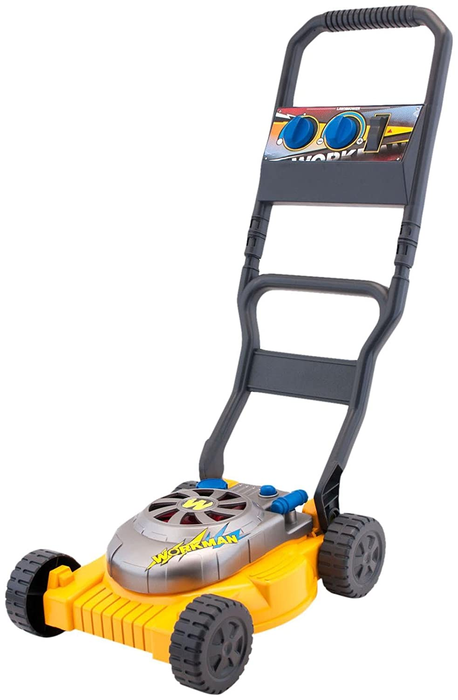 Toy Lawn Mower : Chic lanard toys power sound lawn mower toy