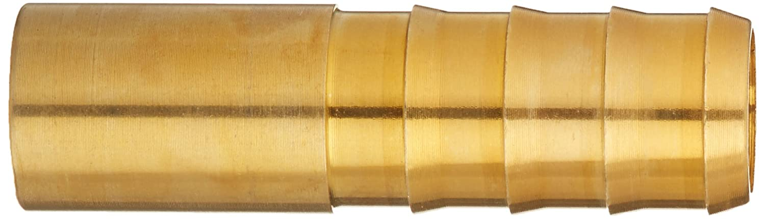 Brass Parker 0122 15 13 Self-Fastening Barb Connector for NBR Hose 15 mm and 13 mm