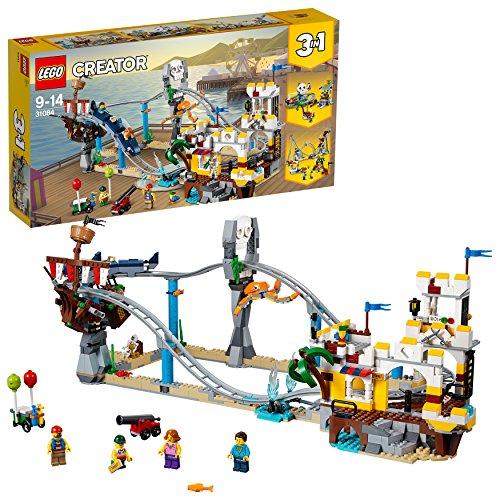 레고(LEGO)creator 롤러 코스터 31084