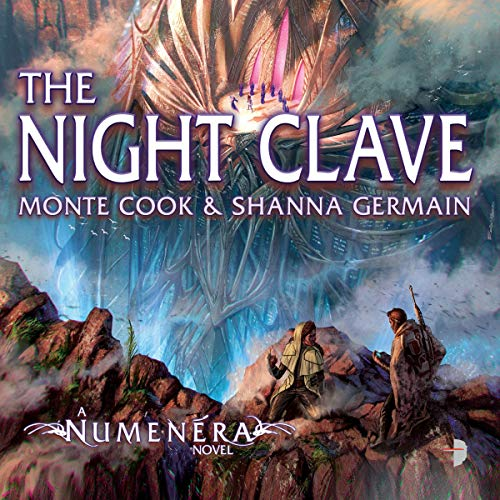 Pdf Science Fiction The Night Clave: Numenera Series, Book 2