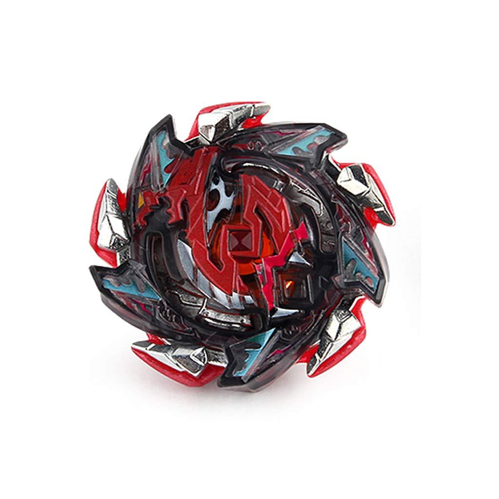 MagiDeal Schnelligkeit Burst Kampfkreisel Hell Salamander.12.op B-113 Kreisel /& Grip Launcher Kinderspielzeug