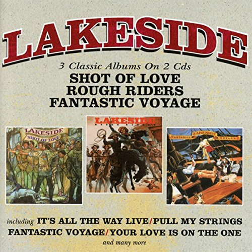 Shot Of Love   Rough Riders   Fantastic Voyage
