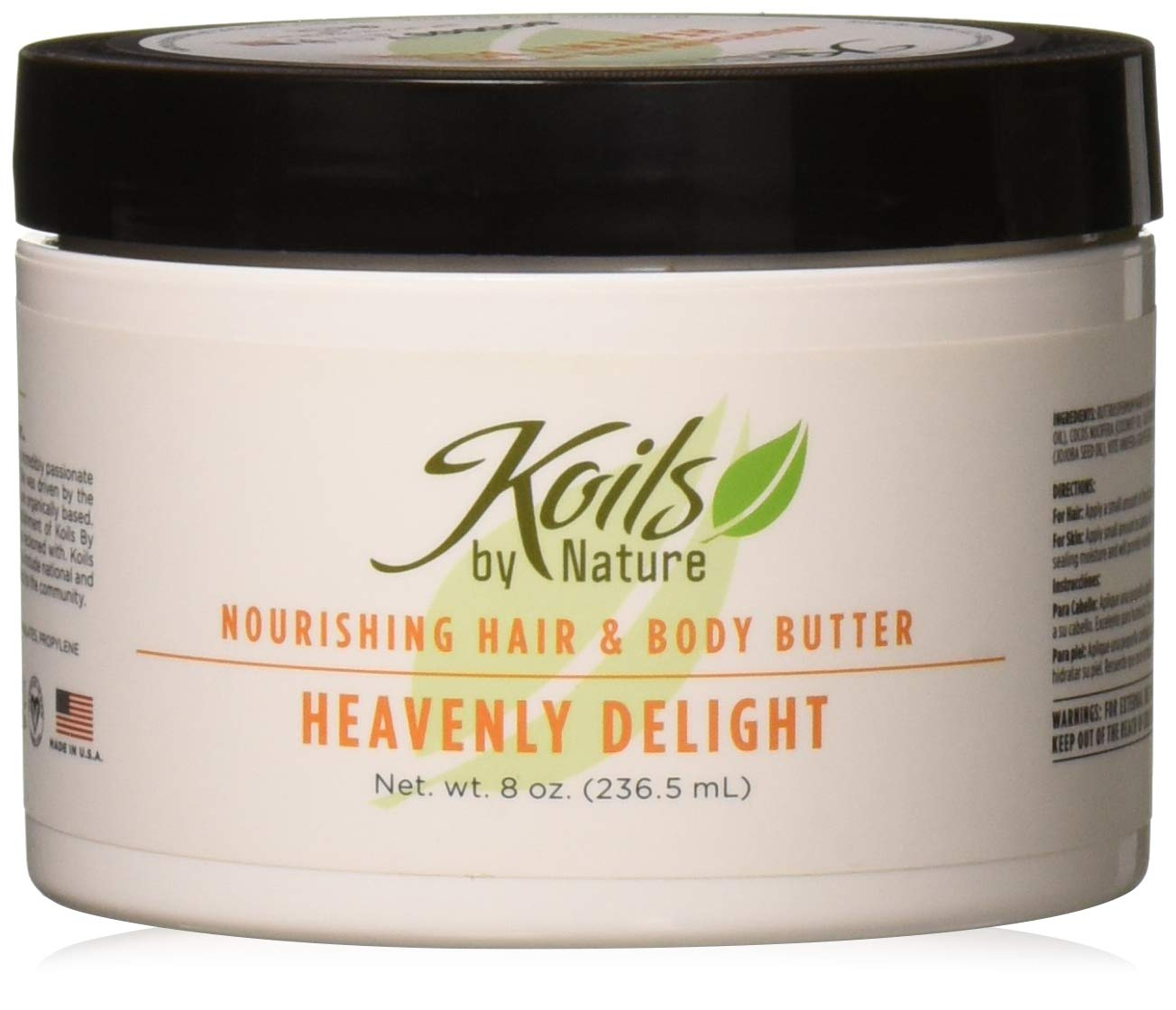 Koils By Nature Nourishing Hair & Body Butter