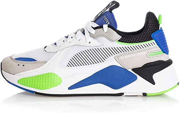 PUMA Rs-x Toys Trainers Men White