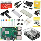 CanaKit Raspberry Pi 3 B+ (B Plus) Ultimate Starter Kit - 32 GB (Canadian Edition)