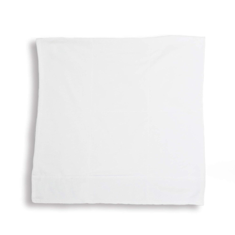 Thirsties Duo Hemp Prefold, White, Size Two (18-40 lbs) TDHP2