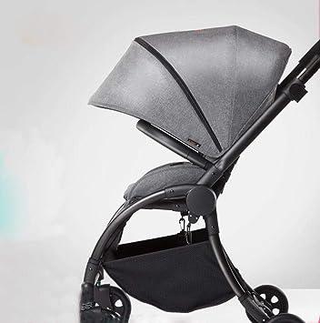 Cochecito de Bebé Ligero Plegable Ultra Ligero Pequeño ...