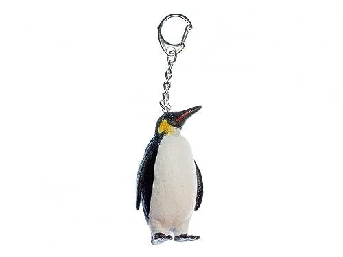 miniblings Pingüino Emperador llaveros Remolque Pingüino ...