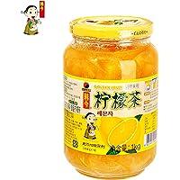 韩今(韩国) 蜂蜜柠檬茶1kg(韩国进口)(亚马逊自营商品, 由供应商配送)