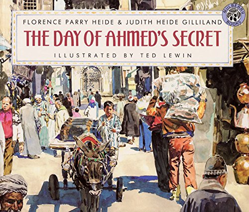 Day of Ahmed's Secret Paperback – Picture Book, April 25, 1995