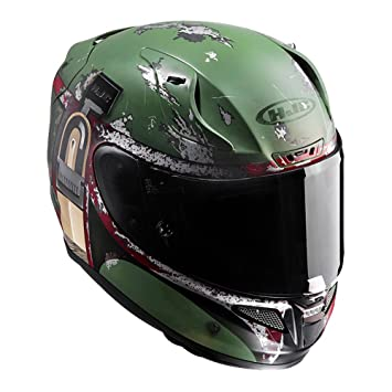 f24fa365724a4 HJC Helmets Casco rpha11 rpha-11 Full Face casco de moto motocicleta Darter  negro rosa  Amazon.es  Coche y moto