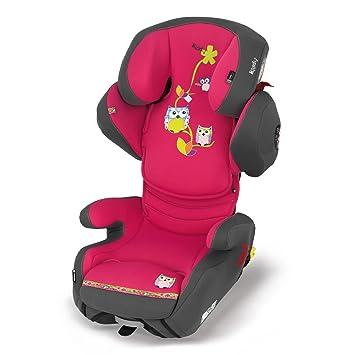 Kiddy SmartFix Group 2 3 Car Seat Owl Family