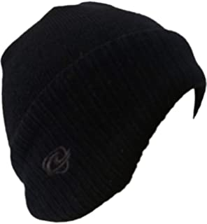 Flagstaff Mens German Ribbed hat with ear flaps