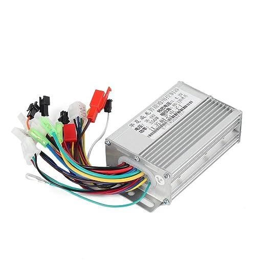 MXECO 36V / 48W 350W Controlador de Motor de Velocidad de ...