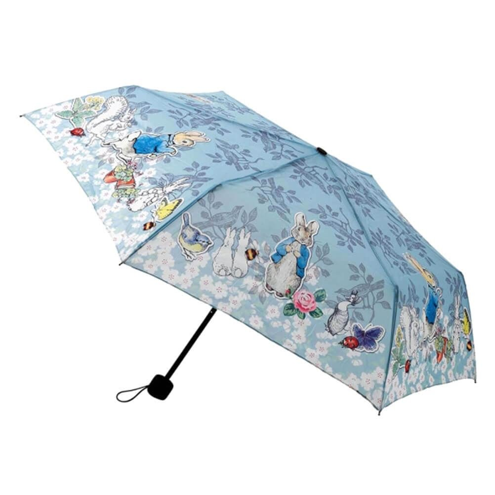 Beatrix Potter Peter Rabbit Folding Umbrella, 92 cm, Multicoloured A28638