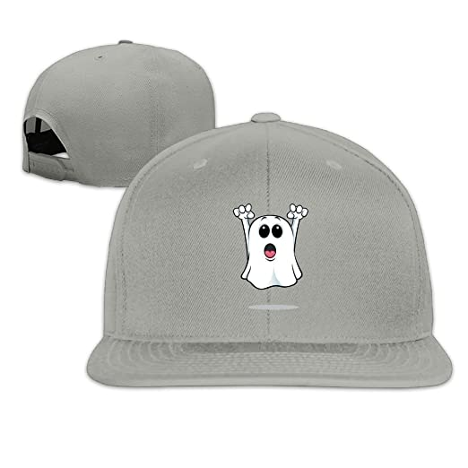 Ghost Low Profile Flat Baseball Caps For Teen Boys Designs Great For Sports  Running Trucker Hats af3287264c0