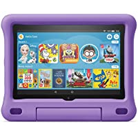 "Fire HD 8 Kids tablet, 8"" HD display, 32 GB, Purple Kid-Proof Case"