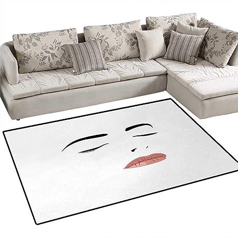 Amazon.com: Pestañas para ojos, alfombras, ojales con dibujo ...