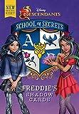 School of Secrets: Freddie's Shadow Cards (Disney Descendants) (Scholastic special market edition)