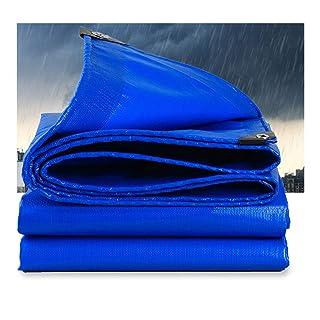 YINUO Panno impermeabile di plastica impermeabile panno esterno Camion parasole di isolamento solare Tela cerata solare Tarp tenda telone cerata (190 g/metro quadro, 0,38 mm)