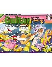 Progressive Guitar Method for Young Beginners: Book 3