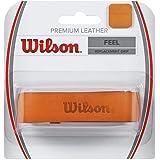 Wilson Leather Leather Grip, Orange/Tan
