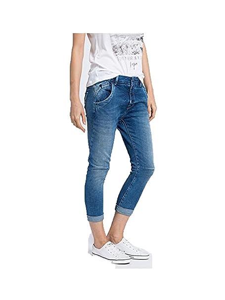 Pepe Jeans PANTALONES, MUJER, HOPSY, Color INDIGO (26 ...