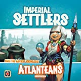 Portal Games Imperial Settlers Atlanteans Game