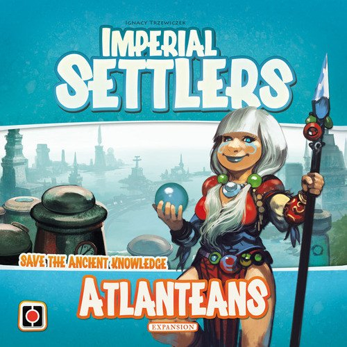 Imperial Settlers Atlanteans Game - Lose Game T-shirt