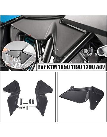 XuBa Protection de radiateur pour Moto KTM 1050 1190 1290 Adventure 2013-2017