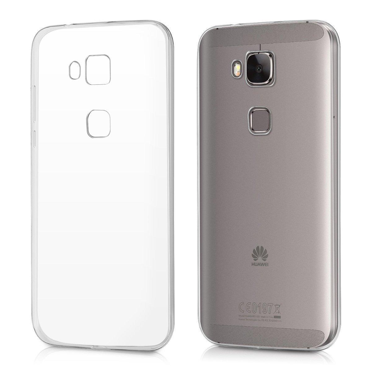 Mb Accesorios Funda Carcasa Gel Transparente para Huawei G8 GX8 ...