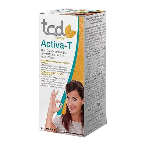 Tcuida Complet Activa-T, 60comprimidos