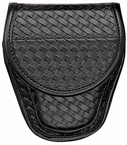 Bianchi 7900 Covered Cuff Case - Basket Black, (Chrome Cuff)