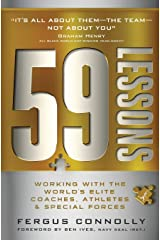 59 Lessons: Working with the World's Greatest Coaches, Athletes, & Special Forces Paperback