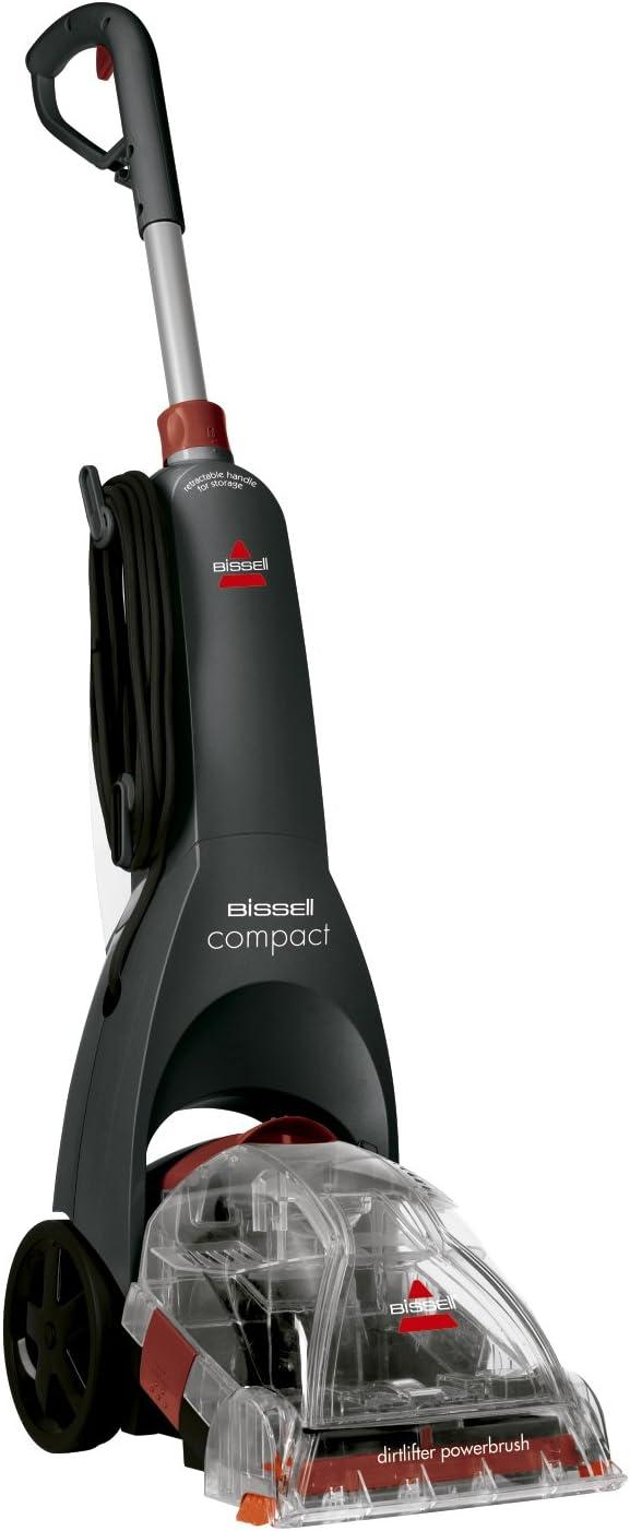 BISSELL Compact Carpet Cleaner Aspiradora compacta para alfombras para una limpieza profunda / 450W: Amazon.es: Hogar