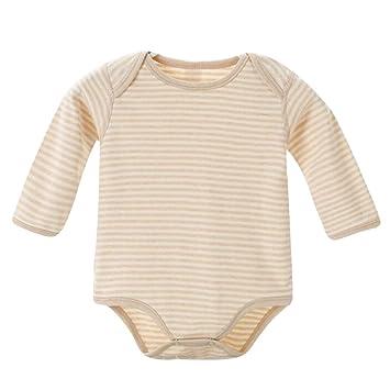 b9d782d7b Highdas Pack of 2 Newborn Baby Girl Boy Clothes Bodysuit Romper ...