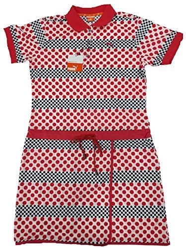 PUMA(プーマ) ゴルフW ワンピース 923090-02 ラズベリー レディース Sサイズ