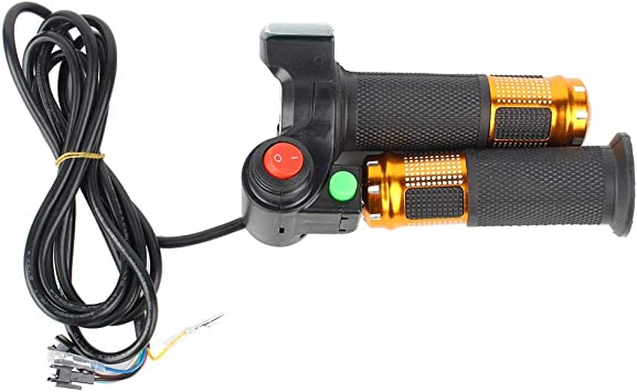 VGEBY1 Puños del Acelerador de Bicicleta eléctrica, manija de ...