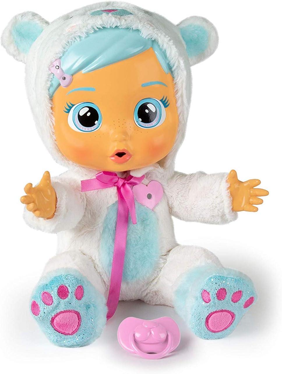Muñeco bebé llorón CORAL | Tiendas MGI