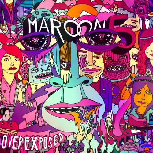 Overexposed [Edited] - 5 Maroon Cd