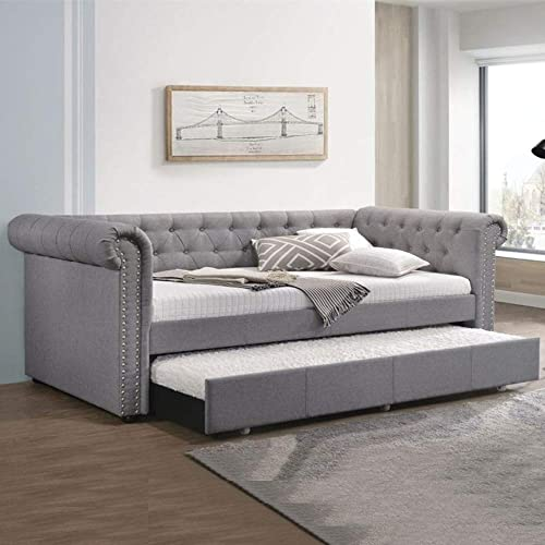 Twin Daybed Trundle Bed