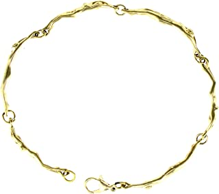 product image for Man/Woman Gold Link Bracelet