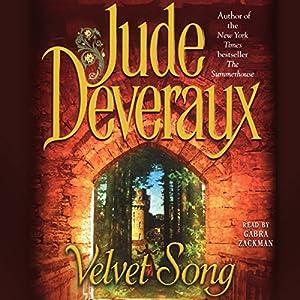 Velvet Song Audiobook