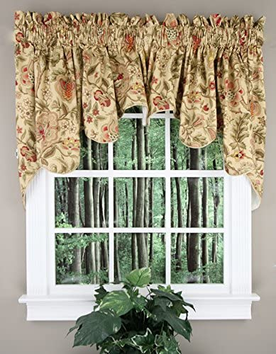 A.L Ellis Regency, 100 W X 30 L Duchess Valance Color Antique