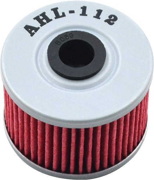 Ahl Ölfilter Für Nx650 Dominator 650 1988 2002 Xr650r 650 2000 2007 Fmx650 2005 2007 Auto